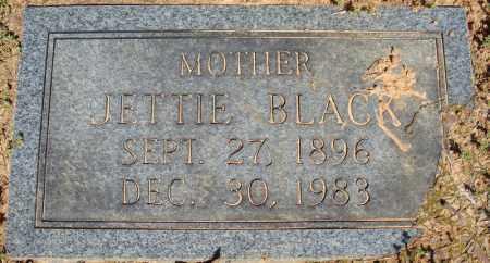 BLACK, JETTIE - Faulkner County, Arkansas | JETTIE BLACK - Arkansas Gravestone Photos