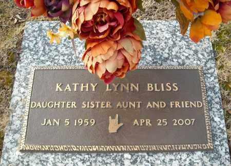 BLISS, KATHY LYNN - Faulkner County, Arkansas | KATHY LYNN BLISS - Arkansas Gravestone Photos