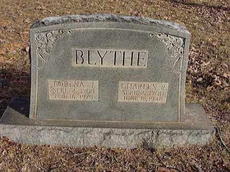 BLYTHE, LORENA J. - Faulkner County, Arkansas   LORENA J. BLYTHE - Arkansas Gravestone Photos