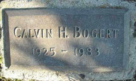 BOGERT, CALVIN H. - Faulkner County, Arkansas | CALVIN H. BOGERT - Arkansas Gravestone Photos