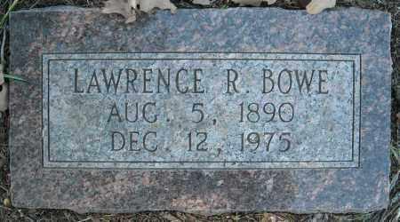 BOWE, LAWRENCE R. - Faulkner County, Arkansas | LAWRENCE R. BOWE - Arkansas Gravestone Photos