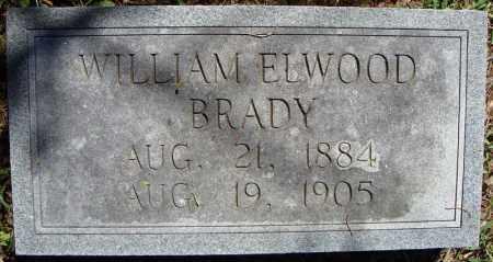 BRADY, WILLIAM ELWOOD - Faulkner County, Arkansas   WILLIAM ELWOOD BRADY - Arkansas Gravestone Photos