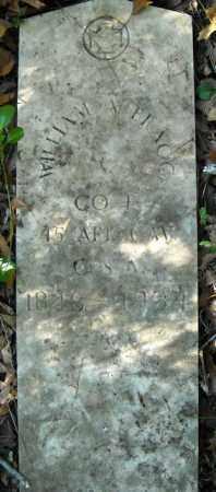 BRAGG (VETERAN  CSA), WILLIAM A - Faulkner County, Arkansas | WILLIAM A BRAGG (VETERAN  CSA) - Arkansas Gravestone Photos