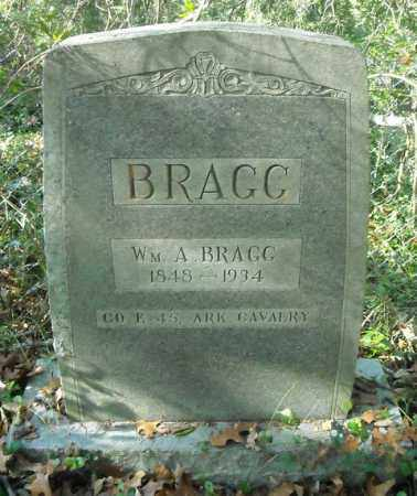 BRAGG, WILLIAM A. - Faulkner County, Arkansas | WILLIAM A. BRAGG - Arkansas Gravestone Photos