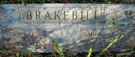 BRAKEBILL, MOSES B. - Faulkner County, Arkansas   MOSES B. BRAKEBILL - Arkansas Gravestone Photos