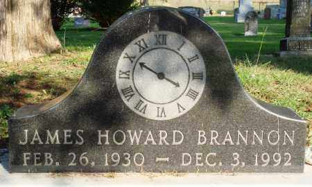 BRANNON, JAMES HOWARD - Faulkner County, Arkansas | JAMES HOWARD BRANNON - Arkansas Gravestone Photos
