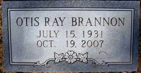 BRANNON, OTIS RAY - Faulkner County, Arkansas | OTIS RAY BRANNON - Arkansas Gravestone Photos