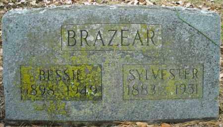 BRAZEAR, BESSIE - Faulkner County, Arkansas | BESSIE BRAZEAR - Arkansas Gravestone Photos