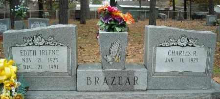 BRAZEAR, EDITH IRLENE - Faulkner County, Arkansas | EDITH IRLENE BRAZEAR - Arkansas Gravestone Photos