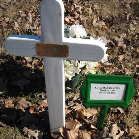 BRAZIER, LULA MAE - Faulkner County, Arkansas | LULA MAE BRAZIER - Arkansas Gravestone Photos