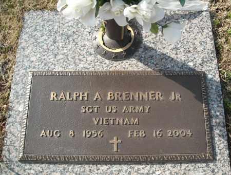 BRENNER, JR (VETERAN VIET), RALPH A - Faulkner County, Arkansas   RALPH A BRENNER, JR (VETERAN VIET) - Arkansas Gravestone Photos