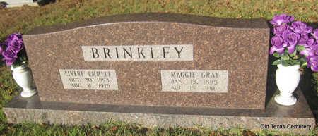 BRINKLEY, ELVERT EMMETT - Faulkner County, Arkansas | ELVERT EMMETT BRINKLEY - Arkansas Gravestone Photos