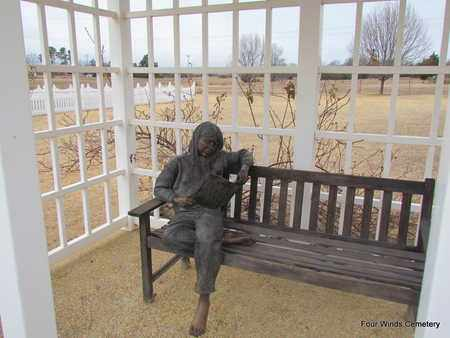 *BRONZE STATUE 3,  - Faulkner County, Arkansas    *BRONZE STATUE 3 - Arkansas Gravestone Photos