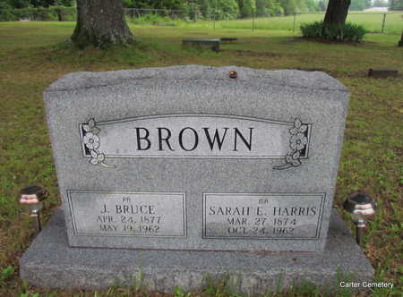 BROWN, SARAH E. - Faulkner County, Arkansas   SARAH E. BROWN - Arkansas Gravestone Photos