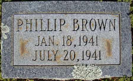 BROWN, PHILLIP - Faulkner County, Arkansas   PHILLIP BROWN - Arkansas Gravestone Photos