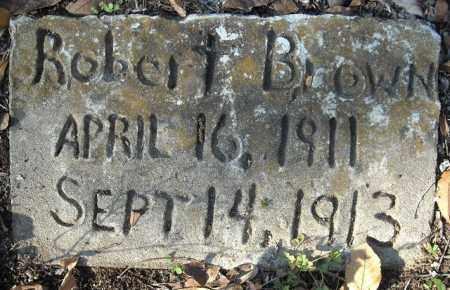 BROWN, ROBERT - Faulkner County, Arkansas | ROBERT BROWN - Arkansas Gravestone Photos