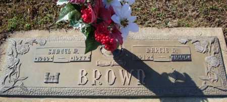 BROWN, MARGIE M. - Faulkner County, Arkansas | MARGIE M. BROWN - Arkansas Gravestone Photos