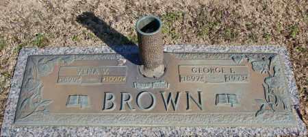 BROWN, VENA V. - Faulkner County, Arkansas | VENA V. BROWN - Arkansas Gravestone Photos