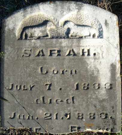 BUNTON, SARAH - Faulkner County, Arkansas | SARAH BUNTON - Arkansas Gravestone Photos