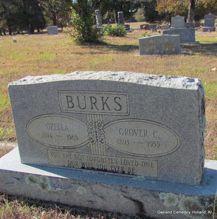 BURKS, ORA OZELLA - Faulkner County, Arkansas   ORA OZELLA BURKS - Arkansas Gravestone Photos