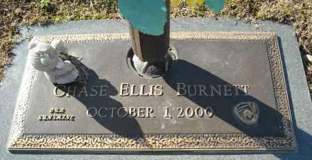 BURNETT, CHASE ELLIS - Faulkner County, Arkansas   CHASE ELLIS BURNETT - Arkansas Gravestone Photos