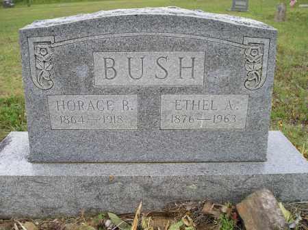 BUSH, HORACE B. - Faulkner County, Arkansas | HORACE B. BUSH - Arkansas Gravestone Photos