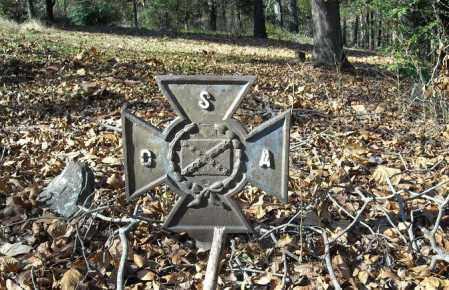 *CSA MARKER,  - Faulkner County, Arkansas |  *CSA MARKER - Arkansas Gravestone Photos