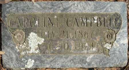 CAMPBELL, CAROLINE - Faulkner County, Arkansas | CAROLINE CAMPBELL - Arkansas Gravestone Photos