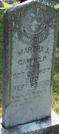 VANN CANFIELD, MARTHA A. - Faulkner County, Arkansas | MARTHA A. VANN CANFIELD - Arkansas Gravestone Photos