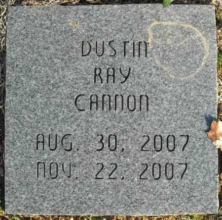 CANNON, DUSTIN RAY - Faulkner County, Arkansas   DUSTIN RAY CANNON - Arkansas Gravestone Photos