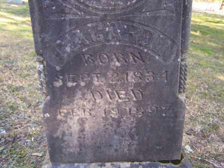 CARDIN, C.A.  (CLOSEUP) - Faulkner County, Arkansas | C.A.  (CLOSEUP) CARDIN - Arkansas Gravestone Photos