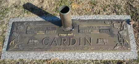 CARDIN, CARL P. - Faulkner County, Arkansas | CARL P. CARDIN - Arkansas Gravestone Photos
