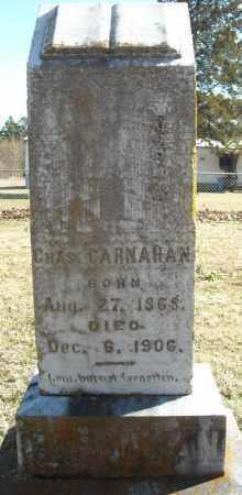 CARNAHAN, CHARLES - Faulkner County, Arkansas | CHARLES CARNAHAN - Arkansas Gravestone Photos