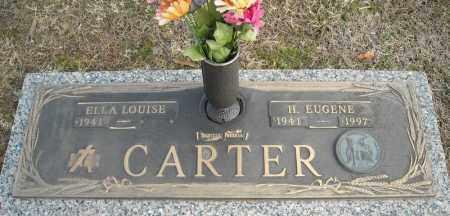 CARTER, H. EUGENE - Faulkner County, Arkansas | H. EUGENE CARTER - Arkansas Gravestone Photos