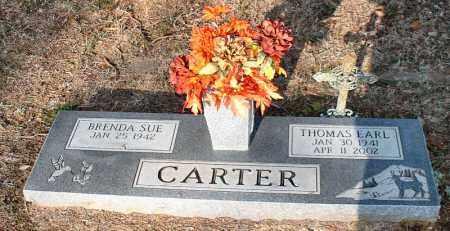 CARTER, THOMAS EARL - Faulkner County, Arkansas   THOMAS EARL CARTER - Arkansas Gravestone Photos