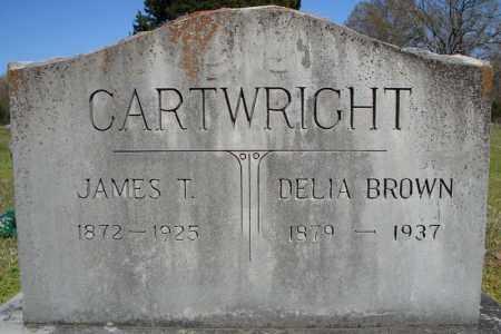 CARTWRIGHT, JAMES T. - Faulkner County, Arkansas | JAMES T. CARTWRIGHT - Arkansas Gravestone Photos
