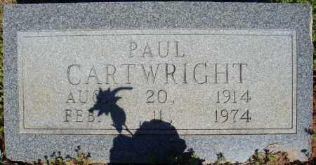 CARTWRIGHT, PAUL - Faulkner County, Arkansas | PAUL CARTWRIGHT - Arkansas Gravestone Photos