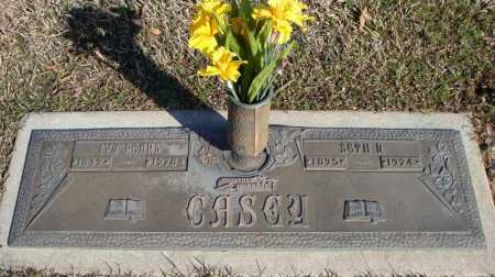CASEY, SETH N. - Faulkner County, Arkansas | SETH N. CASEY - Arkansas Gravestone Photos