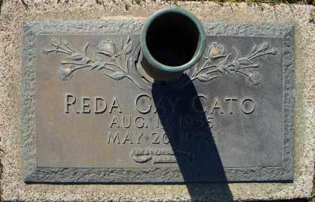CATO, REDA GAY - Faulkner County, Arkansas | REDA GAY CATO - Arkansas Gravestone Photos