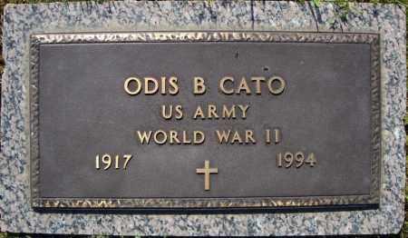 CATO (VETERAN WWII), ODIS B - Faulkner County, Arkansas   ODIS B CATO (VETERAN WWII) - Arkansas Gravestone Photos