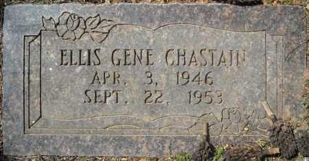 CHASTAIN, ELLIS GENE - Faulkner County, Arkansas   ELLIS GENE CHASTAIN - Arkansas Gravestone Photos