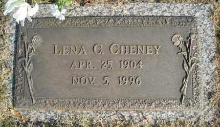 CHENEY, LENA C. - Faulkner County, Arkansas   LENA C. CHENEY - Arkansas Gravestone Photos