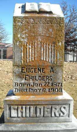 CHILDERS, EUGENE A. - Faulkner County, Arkansas | EUGENE A. CHILDERS - Arkansas Gravestone Photos