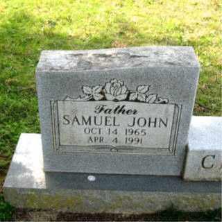 CHURCH, SAMUEL JOHN - Faulkner County, Arkansas | SAMUEL JOHN CHURCH - Arkansas Gravestone Photos