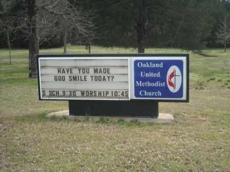 *CHURCH SIGN,  - Faulkner County, Arkansas |  *CHURCH SIGN - Arkansas Gravestone Photos
