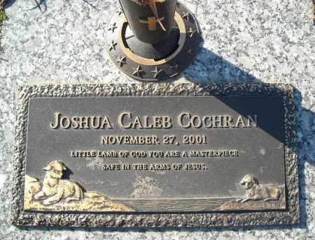 COCHRAN, JOSHUA CALEB - Faulkner County, Arkansas | JOSHUA CALEB COCHRAN - Arkansas Gravestone Photos