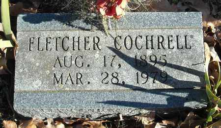 COCHRELL, FLETCHER - Faulkner County, Arkansas | FLETCHER COCHRELL - Arkansas Gravestone Photos