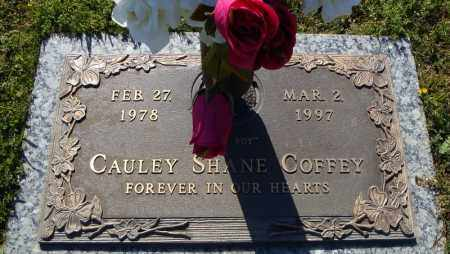 COFFEY, CAULEY SHANE - Faulkner County, Arkansas   CAULEY SHANE COFFEY - Arkansas Gravestone Photos