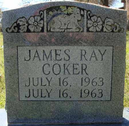 COKER, JAMES RAY - Faulkner County, Arkansas | JAMES RAY COKER - Arkansas Gravestone Photos