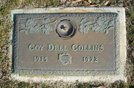 COLLINS, COY DELL - Faulkner County, Arkansas | COY DELL COLLINS - Arkansas Gravestone Photos